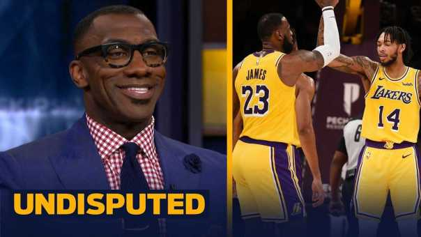 the best attitude d1ab0 1fbf5 Shannon Sharpe discusses the growing partnership between ...