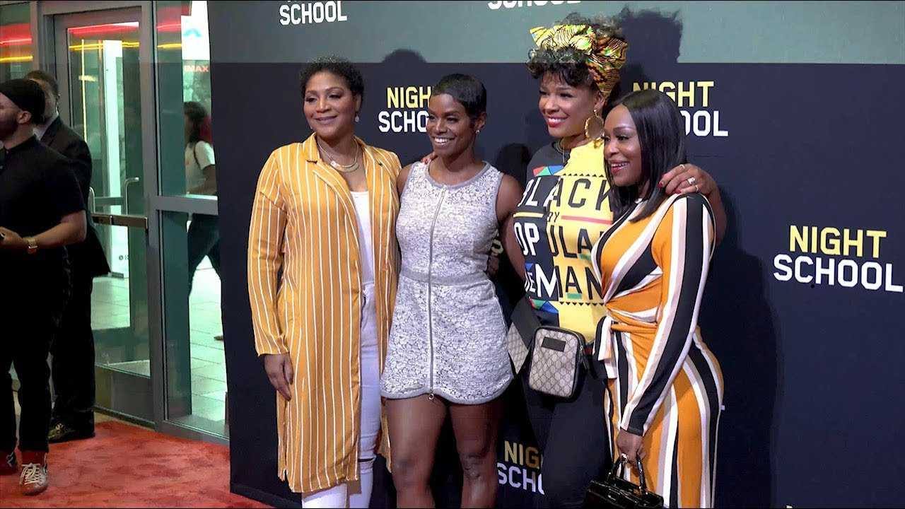"""Sister Circle Live   """"Night School"""" Premiere with Kevin Hart"""