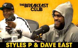 Styles P & Dave East Talk Joint Album 'Beloved', Competition…