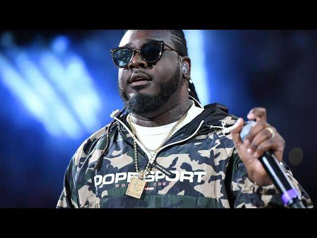 T-Pain Speaks On Being CAUGHT At The Airport With A Loaded Gun!!