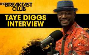 Taye Diggs On New Role In 'All American', Provocative Posts…