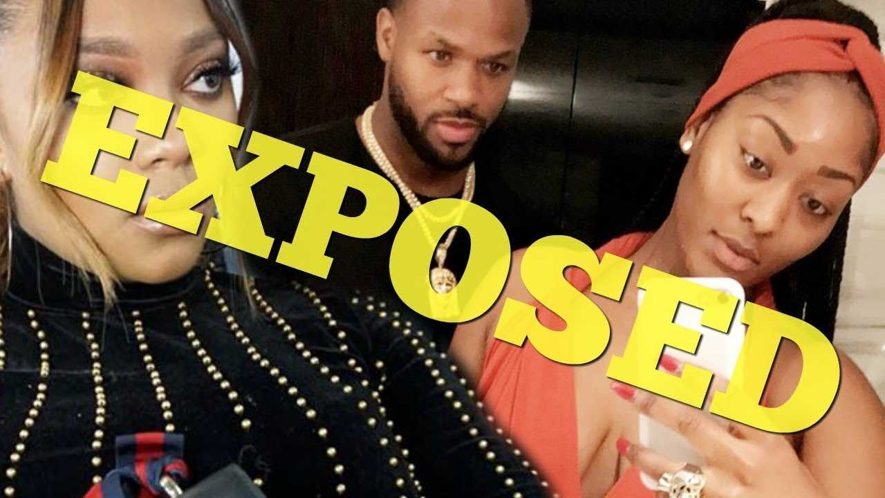 """Teairra Mari """"SISTERWIVES"""" exposed the truth about her storyline on LHHH"""