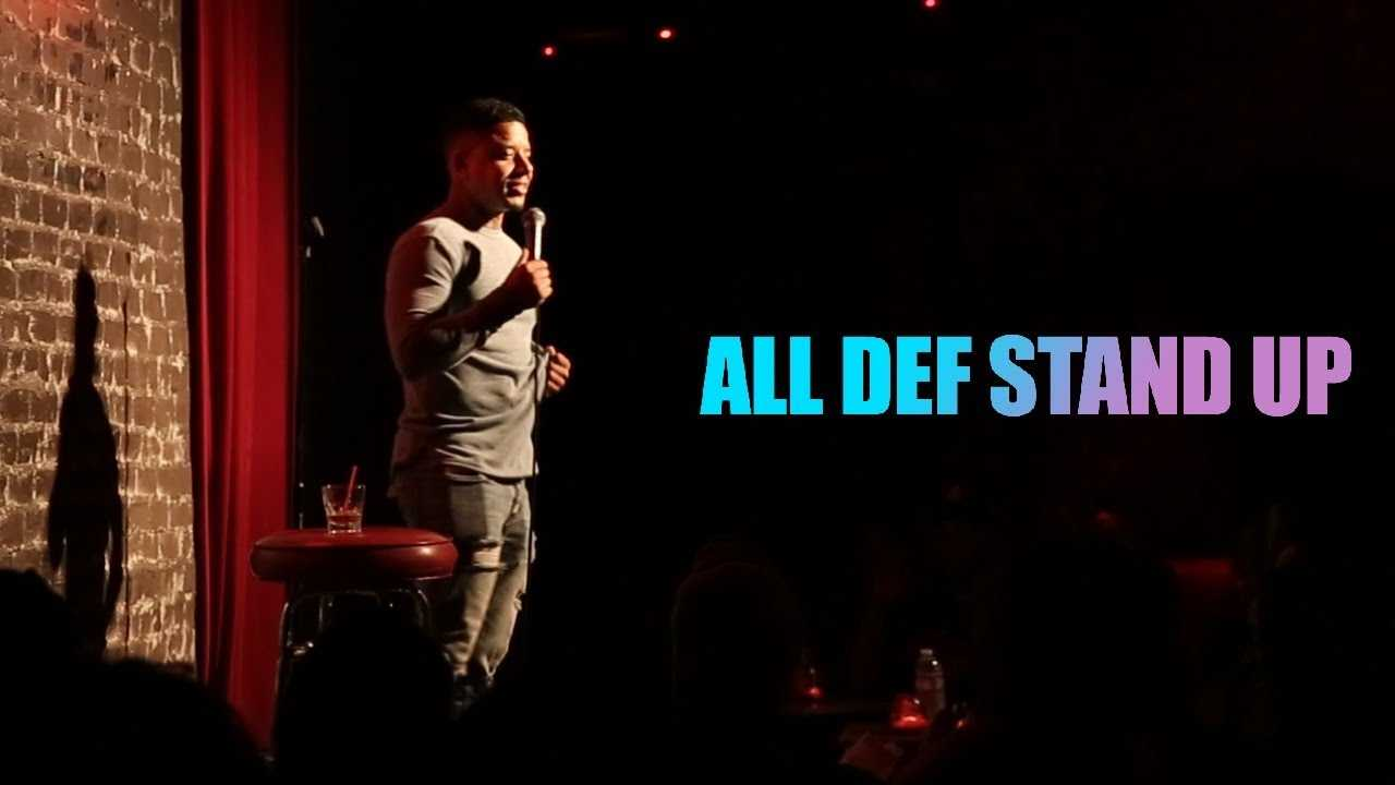 Terrence Delane- I Was Fired As A Youth Pastor | All Def Stand Up