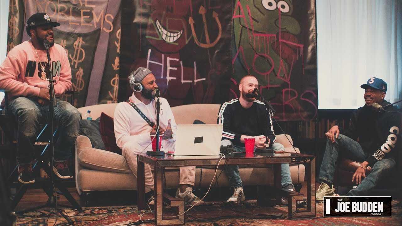 "The Joe Budden Podcast Episode 185 | ""Tick"" feat. Chance The Rapper"