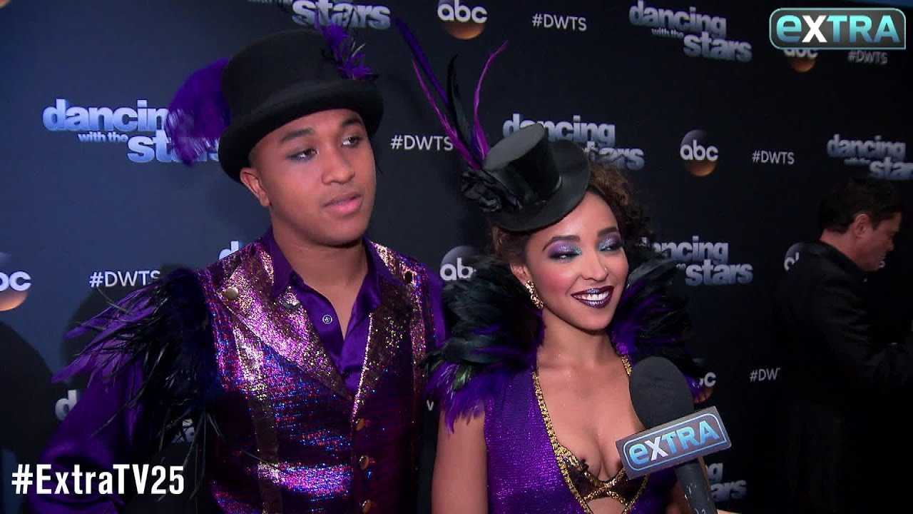 Tinashe Talks 'Intense' Week 2 of 'Dancing with the Stars'