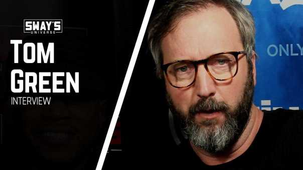 Tom Green Talks Rap Beef Conspiracy Theory, Drew Barrymore, Jackass Similarities and Freestyles