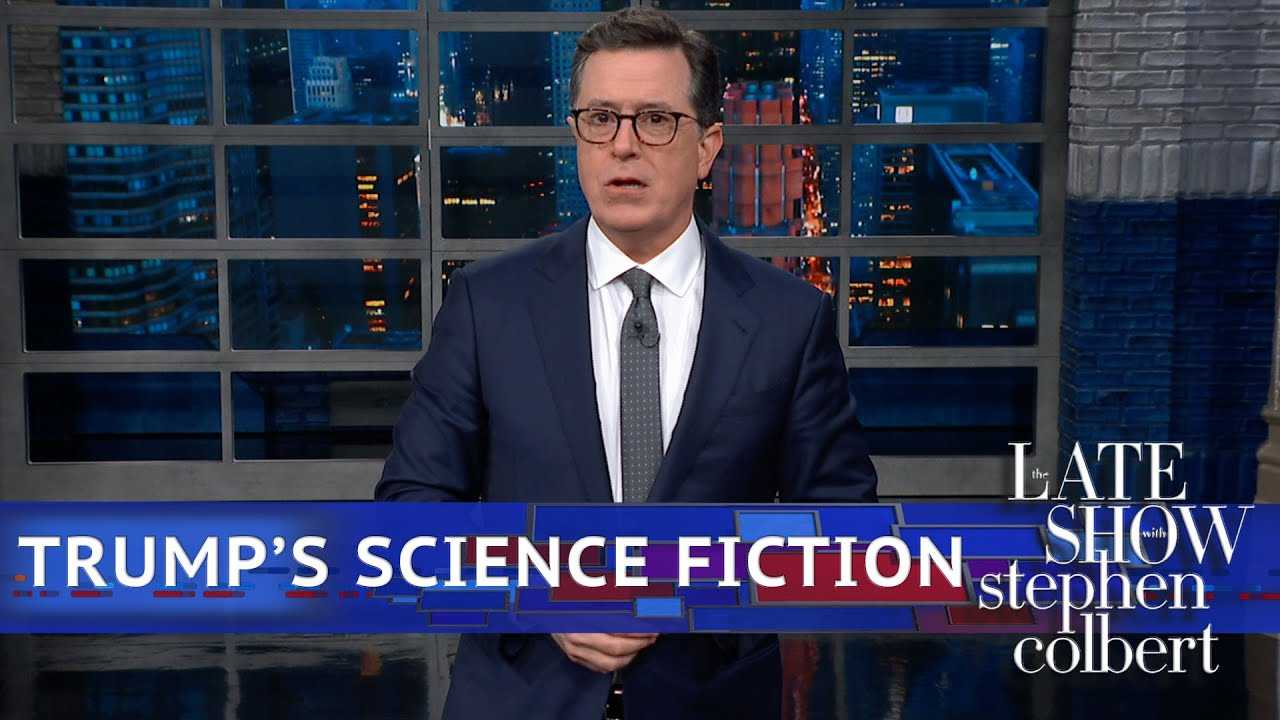 Trump Brags About His 'Natural Instinct For Science'