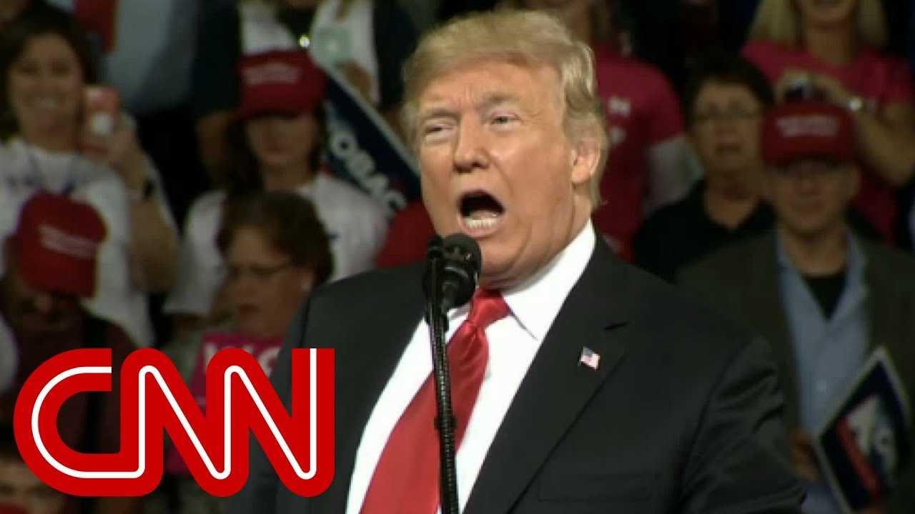 Trump celebrates Kavanaugh, rips Democrats at Kansas rally
