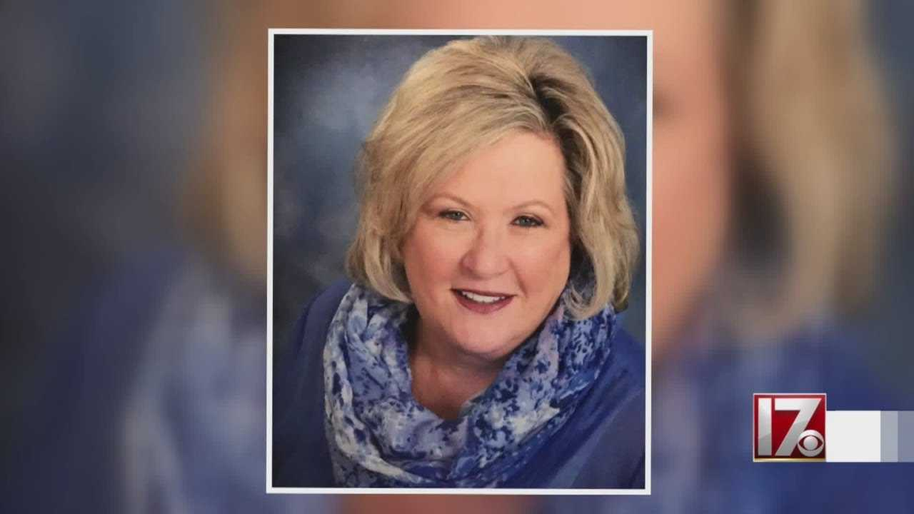 Wake County Board of Education honors Kathy Hartenstine