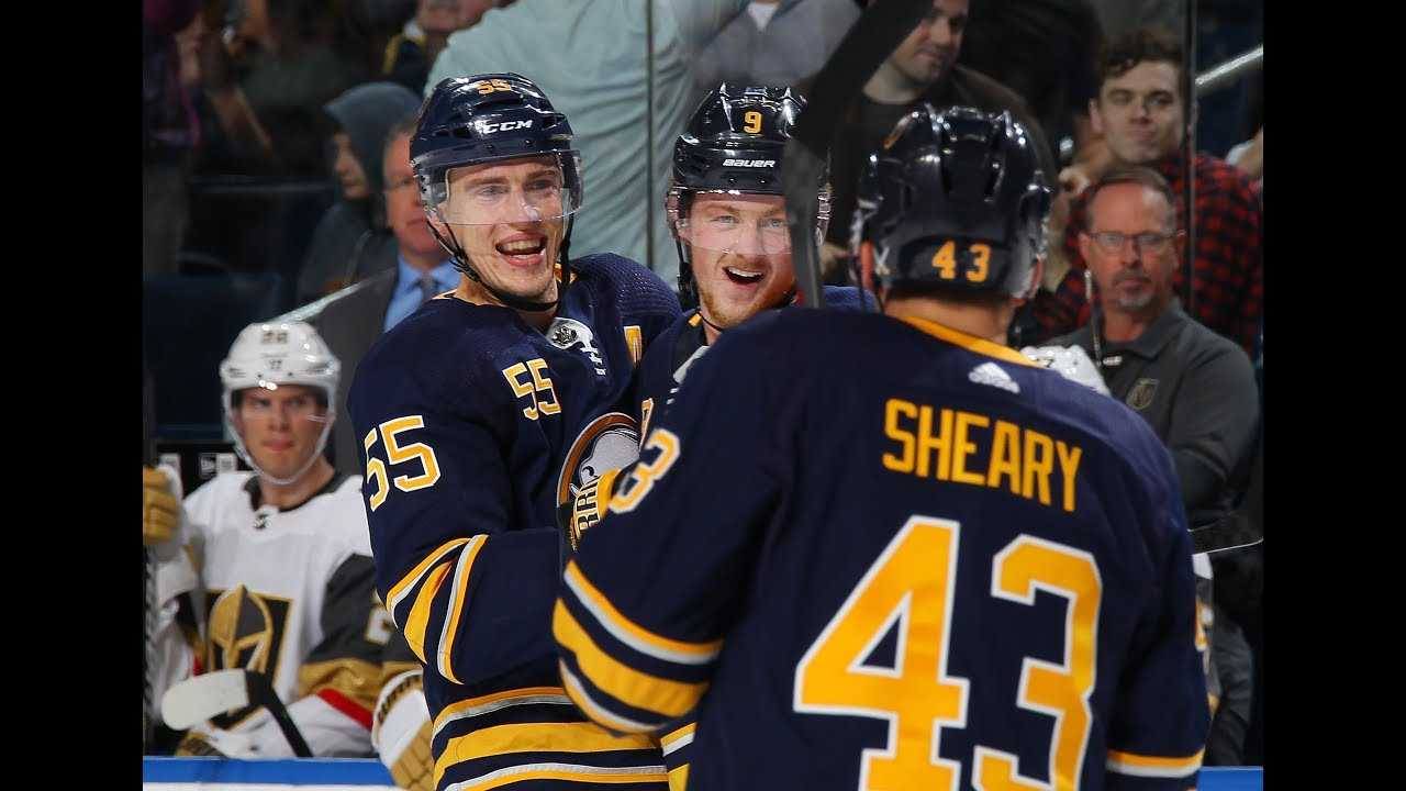 Why the Buffalo Power Play Has Been So Dangerous | Buffalo Sabres | MSG Networks