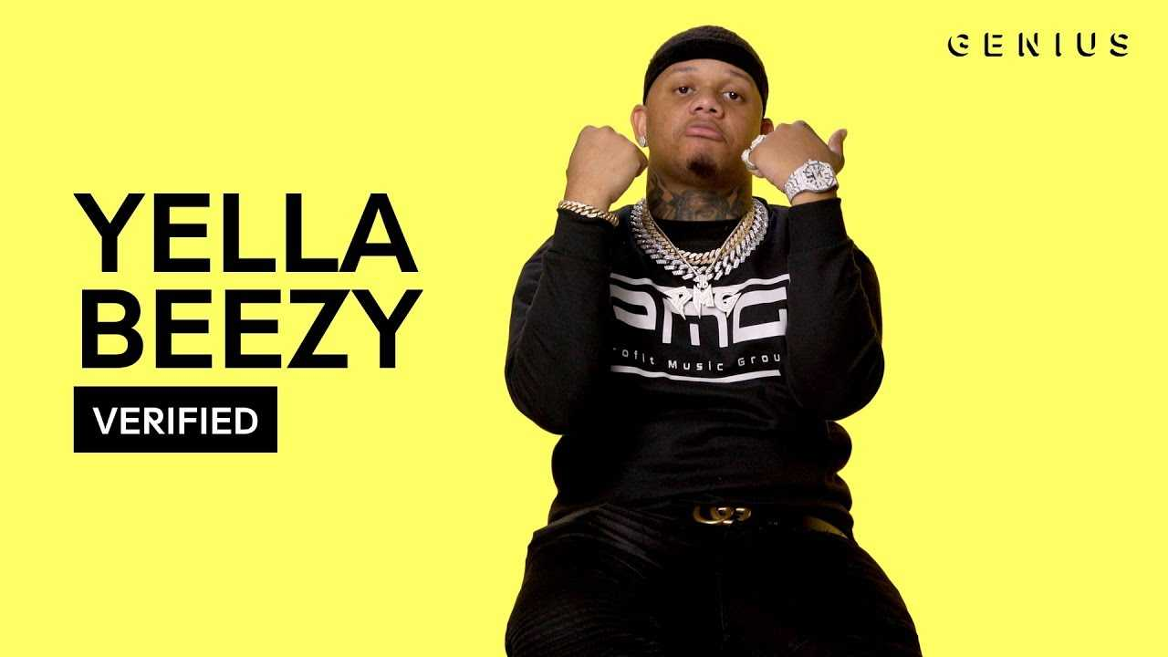 "Yella Beezy ""That's On Me"" Official Lyrics & Meaning 