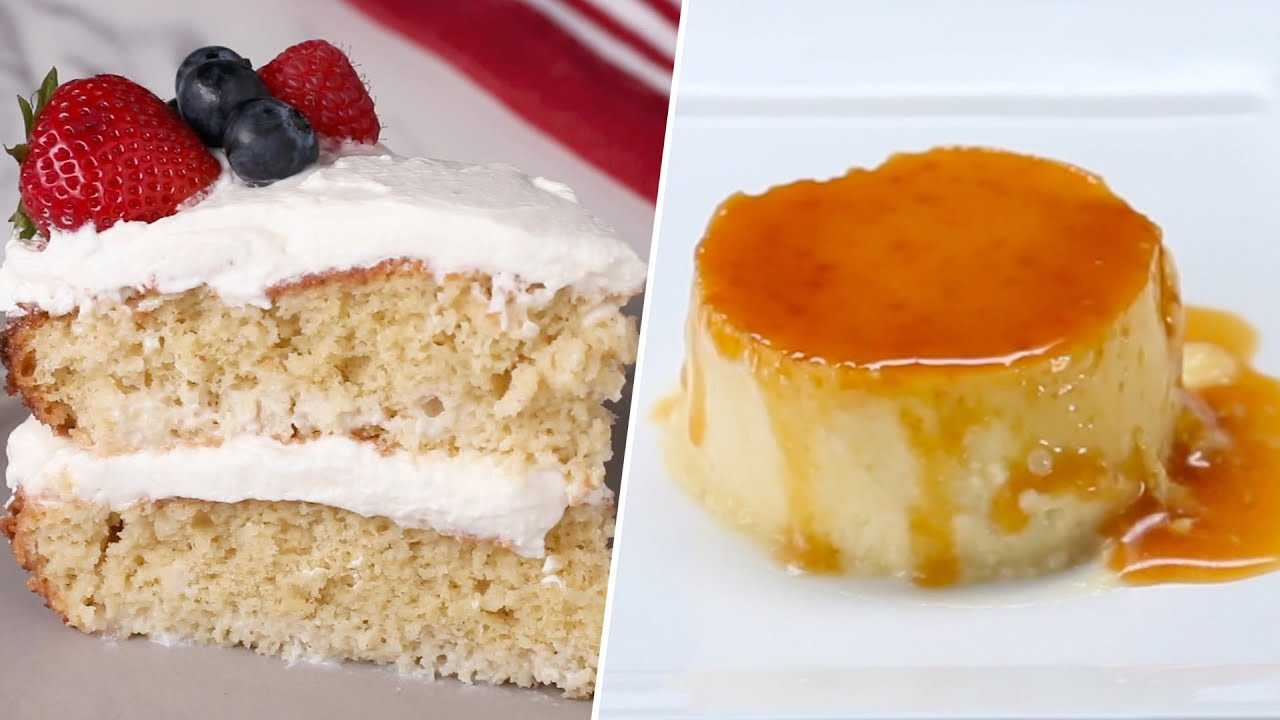 5 Popular Mexican Desserts