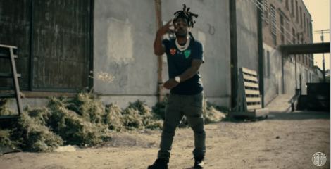 """Mozzy Drops Official Music Video For """"One Of Mines"""""""