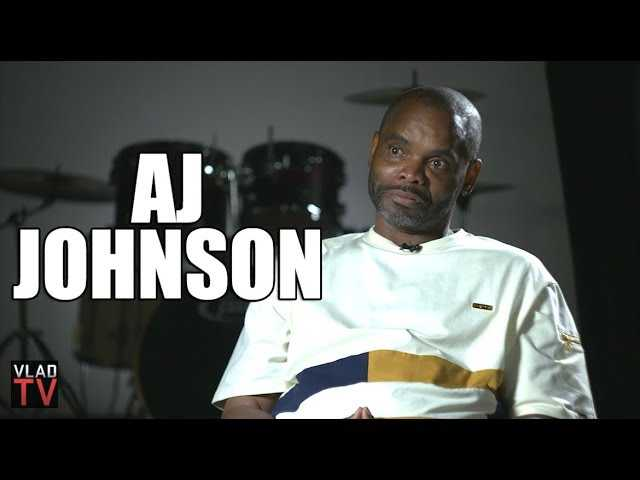 "AJ Johnson on Confronting Ice Cube Over 'Next Friday': ""He Started Rapping"" (Part 11)"