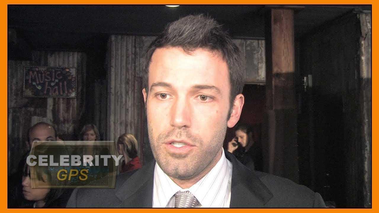 Ben Affleck is back in rehab - Hollywood TV