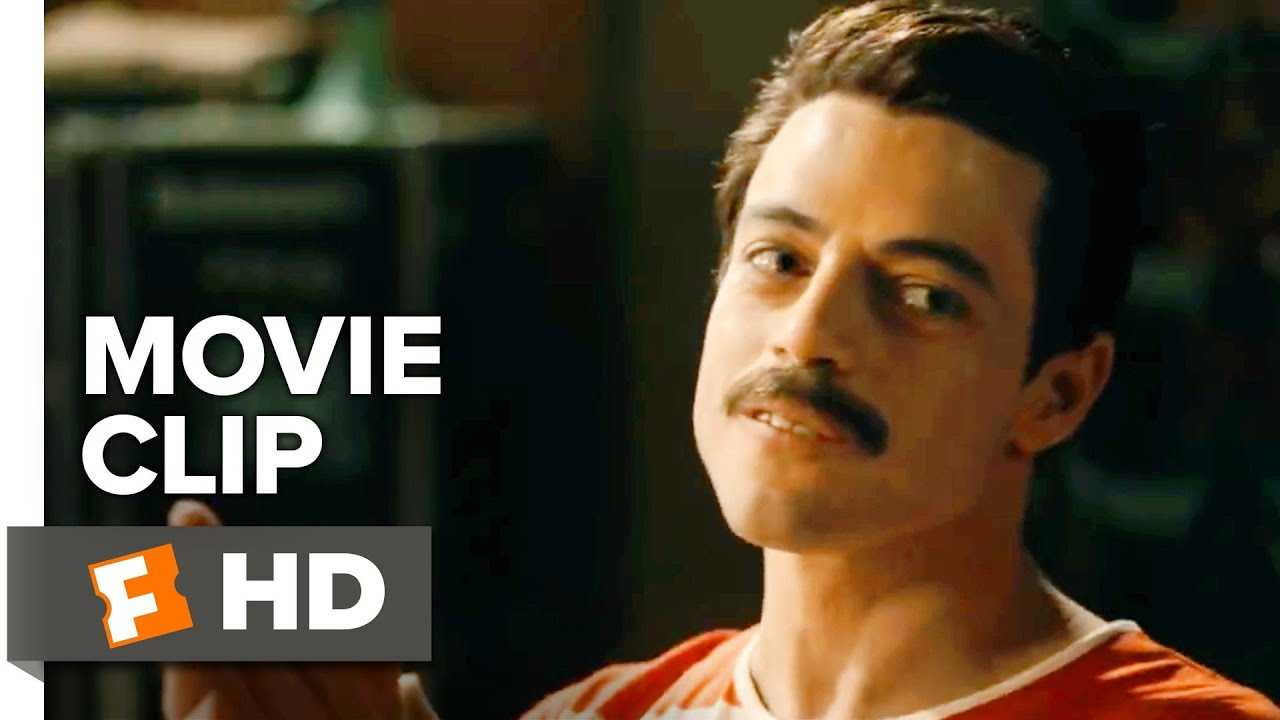 Bohemian Rhapsody Movie Clip - We Will Rock You (2018) | Movieclips Coming Soon