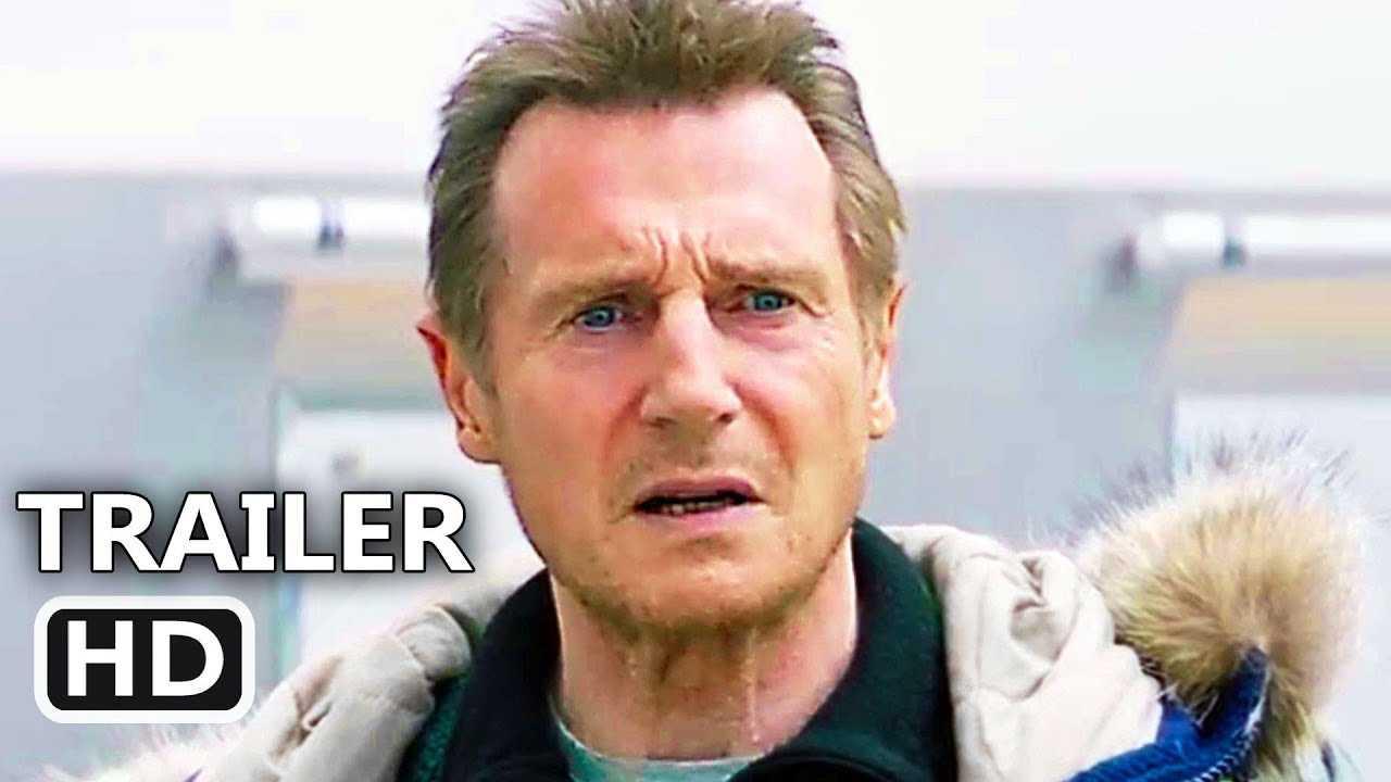 COLD PURSUIT Official Trailer (2019) Liam Neeson, Emmy Rossum Thriller Movie HD