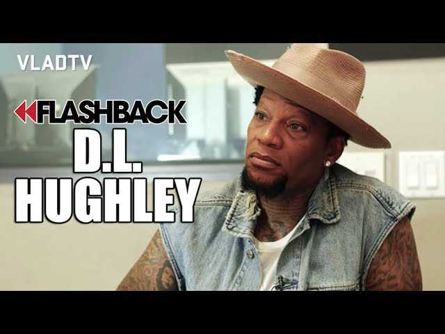 """Flashback: DL Hughley on The Irony of Luke Cage's """"Bulletproof"""" Superpower"""