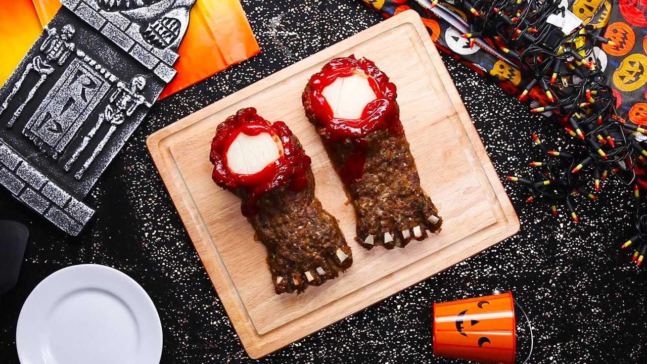 """Halloween """"Feet Loaf"""""""