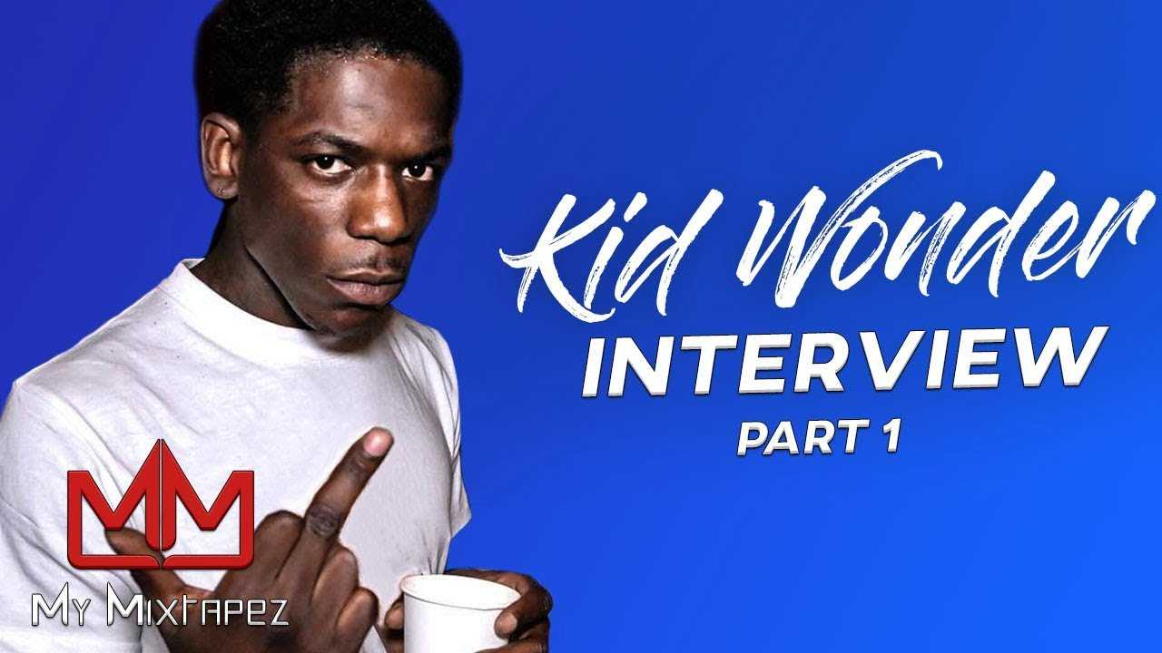 Kid Wond3r - The chemistry with Lud Foe was always there we did like five songs when we met [Part 1]