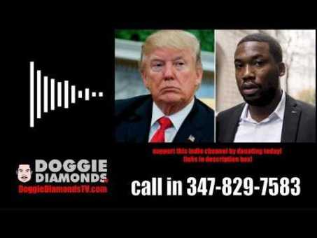 Meek Mill Should've Met With President Trump To Discuss Prison Reform? (Call In)