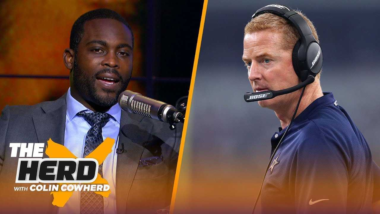 Michael Vick talks Cowboys 4th down decision, Eagles falling to 2-3 on the season | NFL | THE HERD