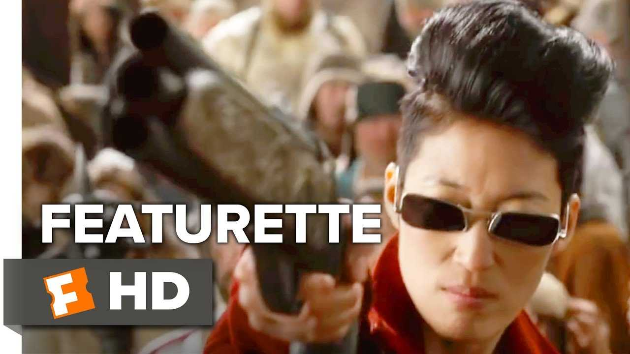 Mortal Engines Featurette - Anna Fang (2018) | Movieclips Coming Soon