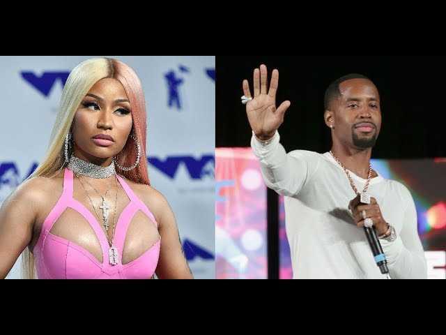 Nicki Minaj CHECKS Safaree For Claiming He Was Her GHOSTWRITER?!?!