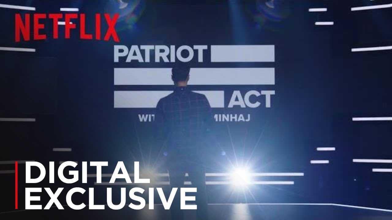 Patriot Act with Hasan Minhaj   Studio Spot [HD]   Netflix