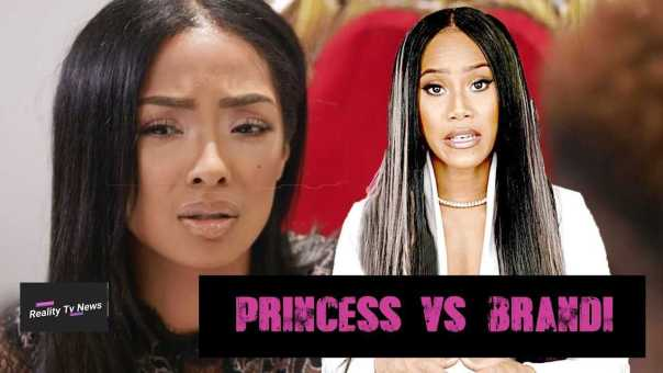 Princess Love Beefing With Lil Brandi Over Her Daughter, Then Brandi EXPOSES Her On IG Live