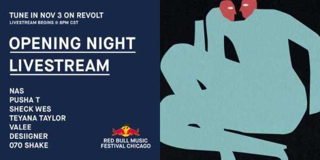 Red Bull Music Festival Chicago Kicks Off This Saturday