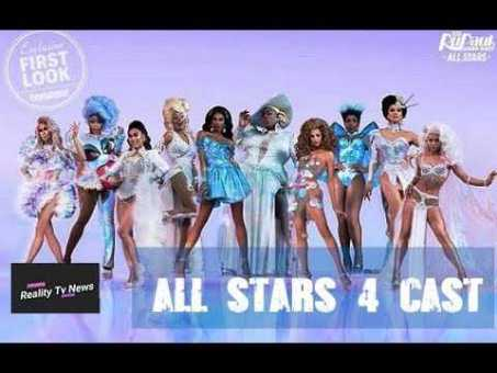 'Rupauls Drag Race'  All Stars 4 Cast Announced!..Valentina, Jasmine Masters & MORE!
