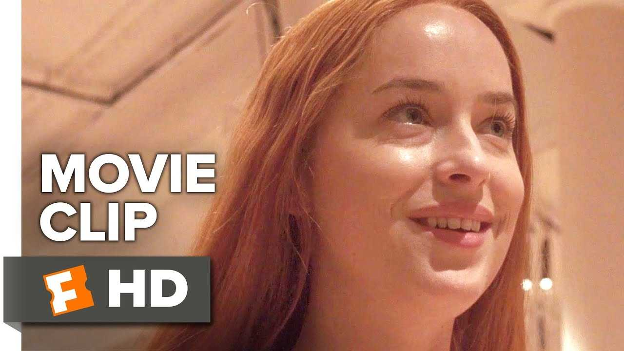 Suspiria Exclusive Movie Clip - You're in a Company Now (2018)   Movieclips Coming Soon