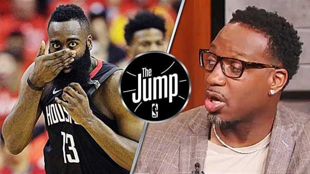 """T-Mac On James Harden's Poor Game 7 Play: """"He didn't want the ball in 4th quarter"""" 