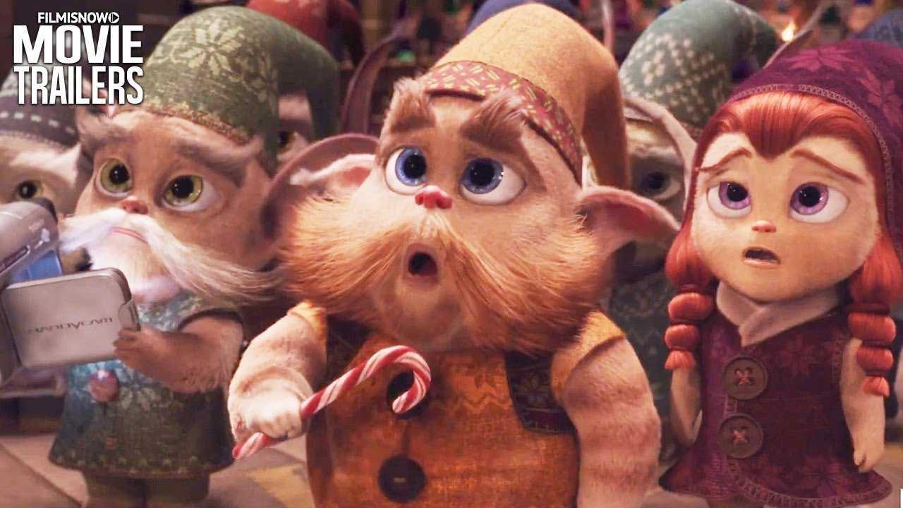 THE CHRISTMAS CHRONICLES Teaser Trailer (2018) - Kurt Russell Netflix Movie