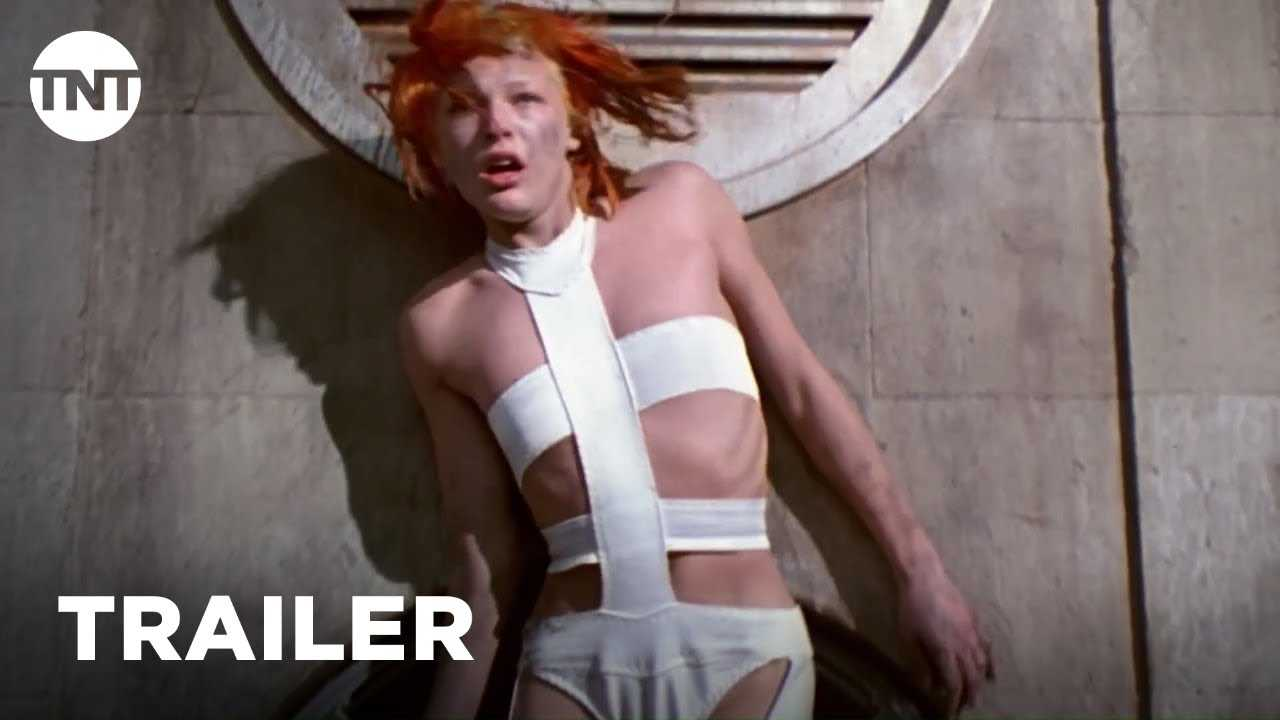 The Fifth Element Trailer | TNT
