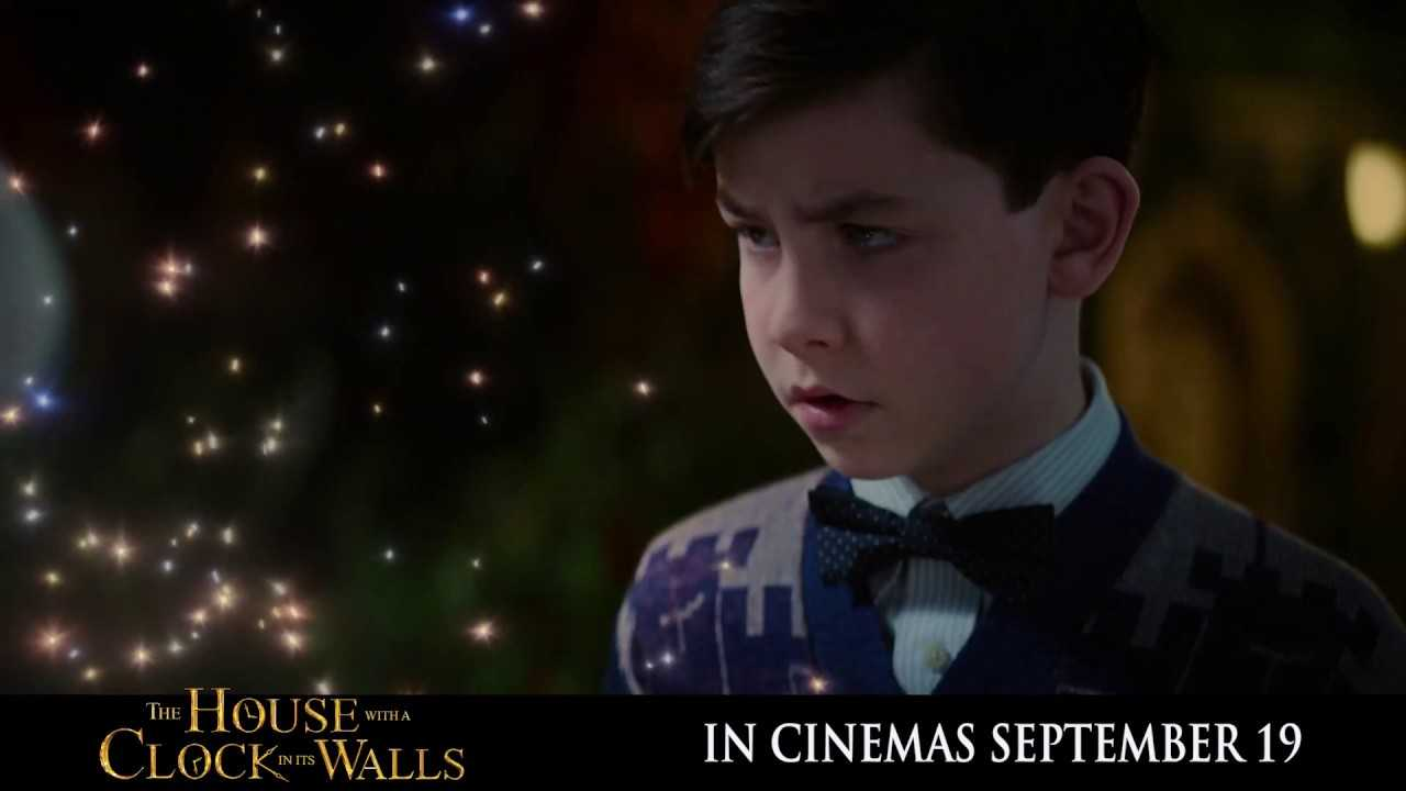 There's magic in all of us. #HouseWithAClock