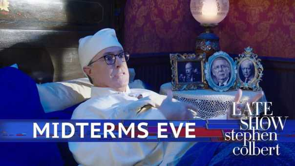 'Twas The Night Before Election Day