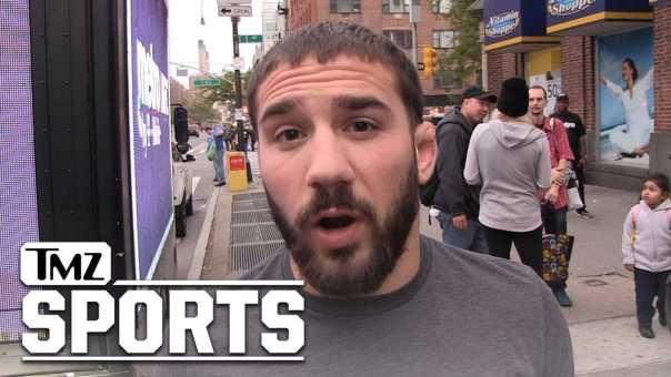 UFC's Jimmie Rivera Calls Out Cody Garbrandt, 'Get Your Balls Out of Urijah Faber's Purse' | TMZ Spo