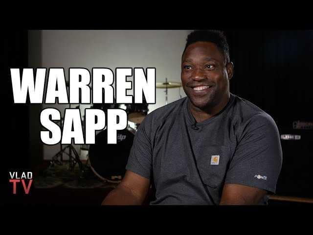 """Warren Sapp: I Got Called """"N****r Boy"""" & Had Shotgun Pulled on Me by Whites (Part 4)"""