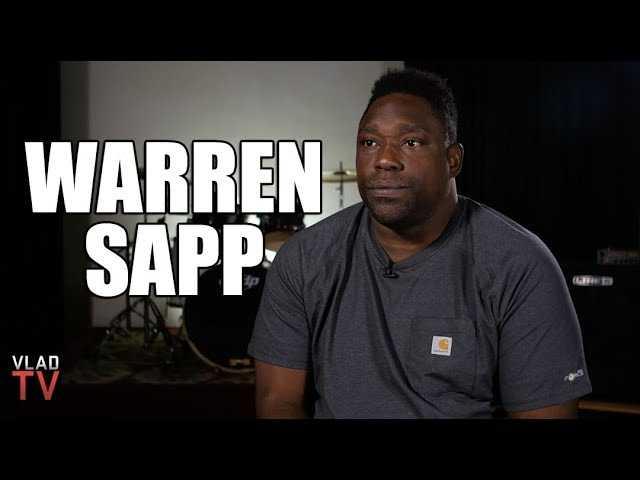 Warren Sapp on Getting Sabotaged with Fake Drug Test Before NFL Draft (Part 2)