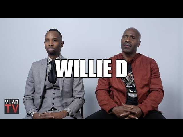 Willie D Thinks Youtube Terminated His Channel Because He's Black (Part 10)