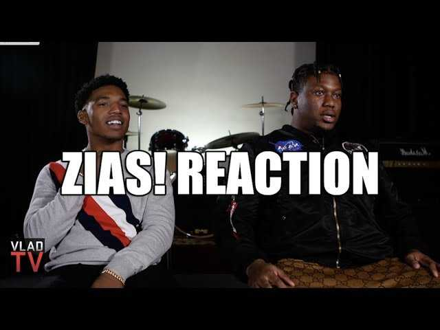 ZIAS! Reaction Give Run-Down on Their 10 Commandments, No Snitching (Part 4)