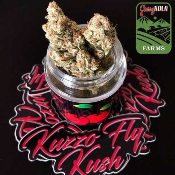 Cherry Kola Farms & Kuzzo Fly To Release Signature Cannabis Strain on December 22 [Events]