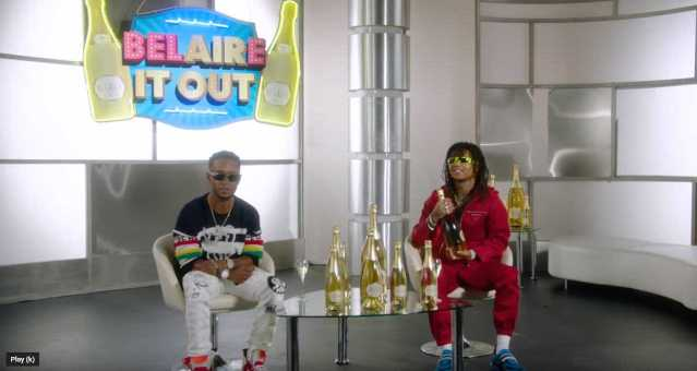 """RAE SREMMURD STAR IN LUC BELAIRE'S """"BELAIRE IT OUT"""" [VIDEO]"""