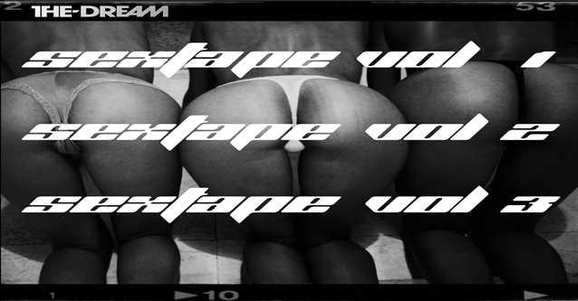 New Album: The-Dream | Ménage à Trois: Sextape Vol. 1, 2, 3 [Audio]