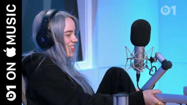 Billie Eilish: Explains 'groupies have feelings too'  [CLIP] | Beats 1 | Apple Music