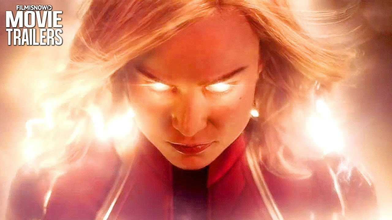 "CAPTAIN MARVEL ""Climb"" TV Trailer (2019) - Marvel Superherione Movie"