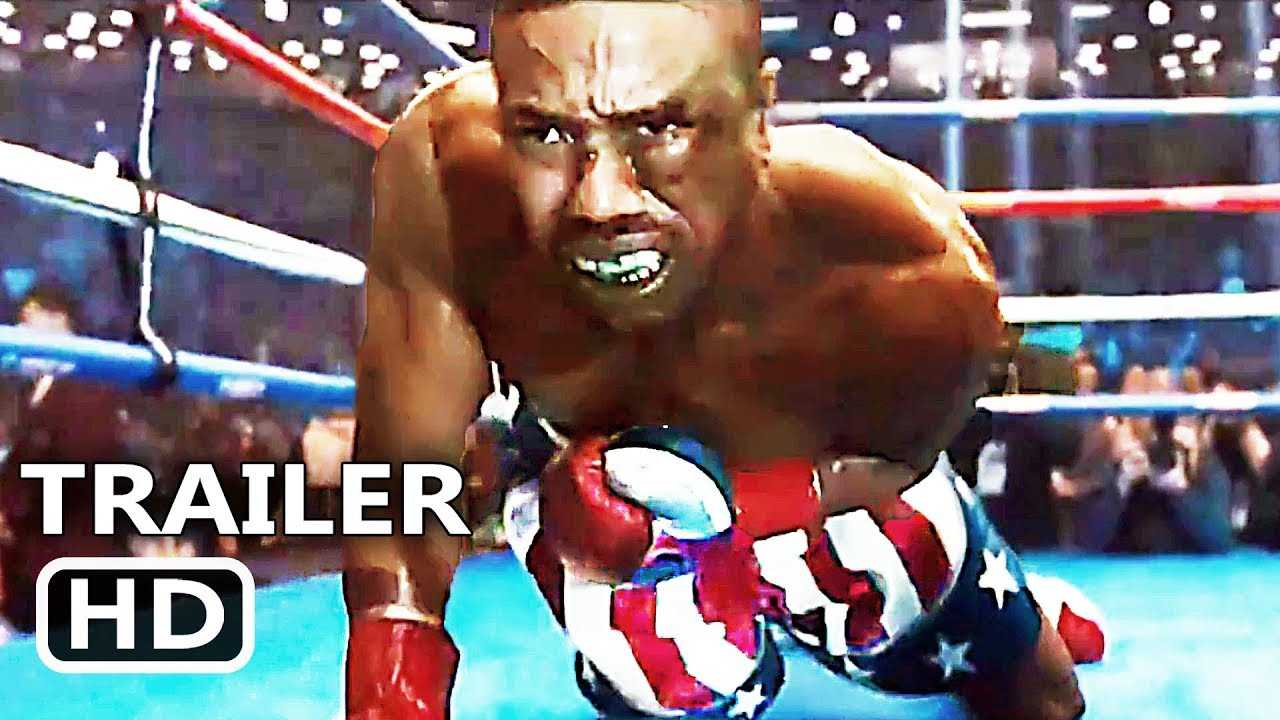 """CREED 2 """"Drago VS Adonis FIGHT"""" Trailer (NEW 2018) Dolph Lundgren, Sylvester Stallone Movie HD"""