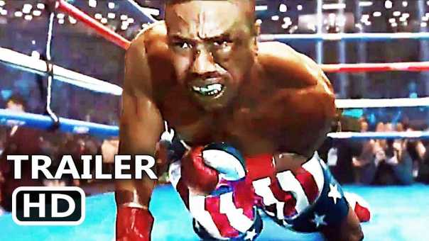 "CREED 2 ""Drago VS Adonis FIGHT"" Trailer (NEW 2018) Dolph Lundgren, Sylvester Stallone Movie HD"